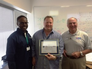 Pivotal Software supervisors honored by Department of Defense with Patriotic Employer Awards