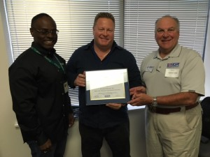 Pivotal Software supervisor honored by Department of Defense for extraordinary support of employees serving in the California Guard and Reserve